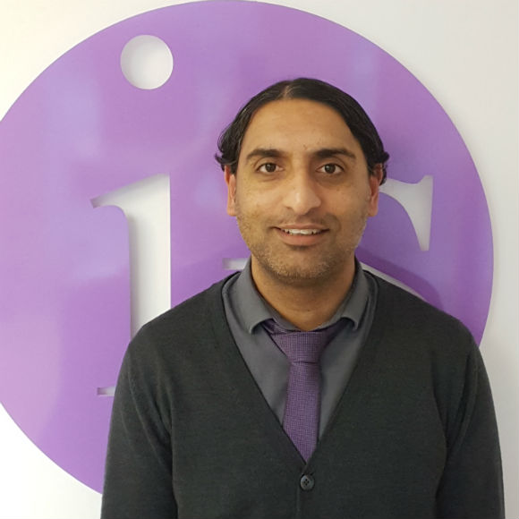 Asif Rafiq works as a Client Executive for Kirkcaldy insurance brokers, Insure Smart.